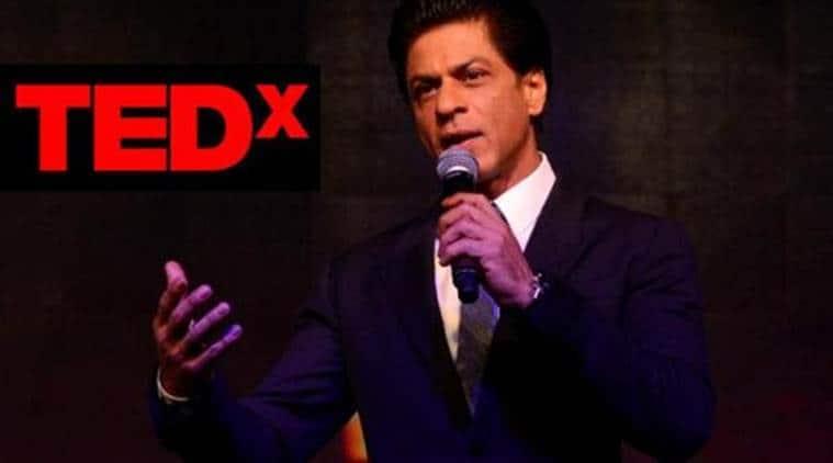 Shah rukh khan, shah rukh khan ted talks, ted talks india, ted talks india, shah rukh khan ted talks india