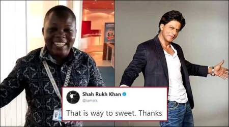 VIDEO: Shah Rukh Khan replied to his fan and Twitterati fell in love with him all overagain