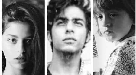 Aryan Khan, Shah Rukh Khan, Shah Rukh Khan kids, Shah Rukh Khan kids photos, Suhana Khan
