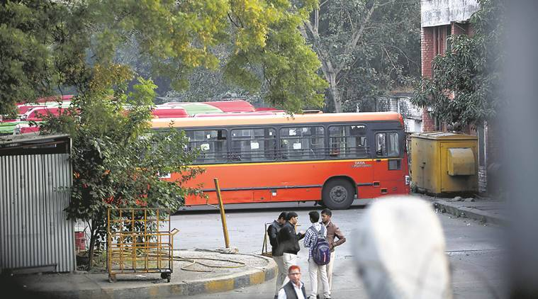 Delhi: Schoolboy stabs man to death on moving bus