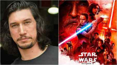 Adam Driver unsure about seeing Star Wars The Last Jedi