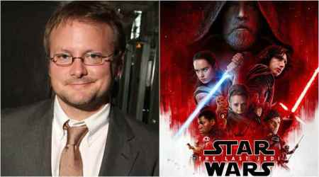 The Last Jedi is helmed by Rian Johnson