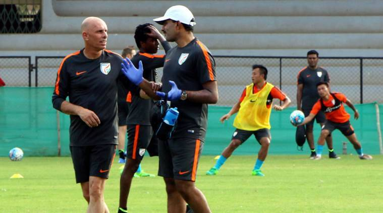 Stephen Constantine, India football team, coach Constantine, AIFF, Football news, Indian Express