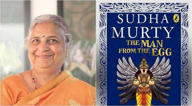 Sudha Murthy, The Man from The Egg