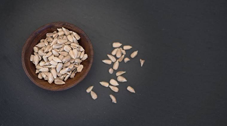 Sunflowers seeds, roasted Sunflowers seeds, salted Sunflowers seeds, healthy snacks, nutrients in food, indian express, indian express news
