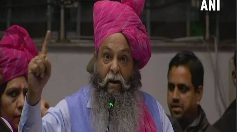 Suraj Pal Amu on Padmavati