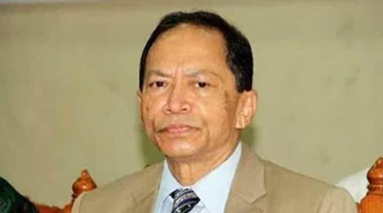 justice Surendra Kumar Sinha, warrant against justice Surendra Kumar Sinha, justice Surendra Kumar Sinha resigns, bangladesh hindu chief justice