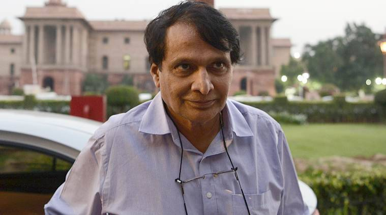 Suresh Prabhu on India-EU FTA