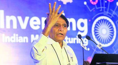 Government does not discriminate on basis of religion: Suresh Prabhu