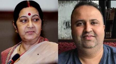 Sushma Swaraj assures all help to family of Indian-origin motel owner shot dead in US
