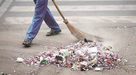 Report by Delhi's Urban Development Dept: Half the funds for Swachh Bharat mission unspent