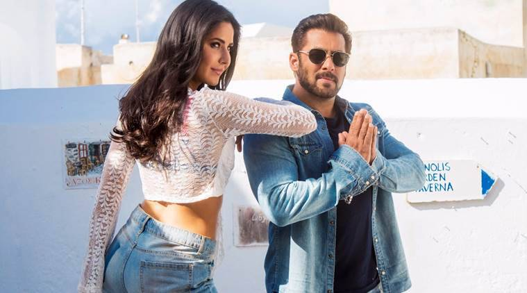 Watch this song video of Salman and Katrina