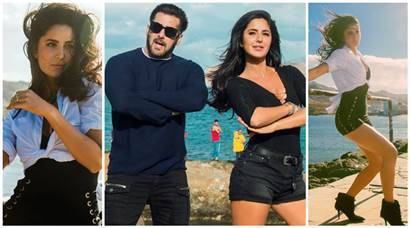 Swag Se Swagat tiger zinda hai song stills