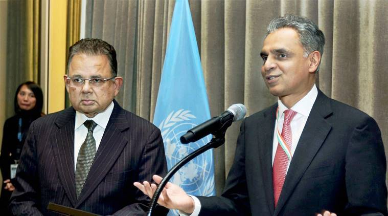 Justice Dalveer Bhandari gets second term at ICJ in Hague