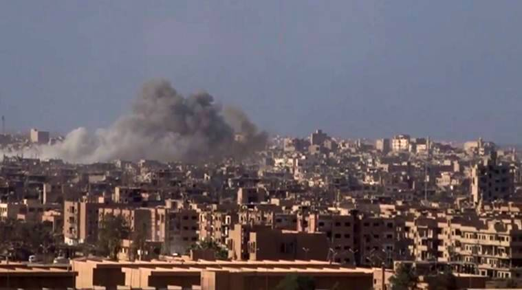 Syria army captures Deir Ezzor city from IS: monitor