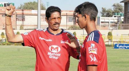Thirumalai Ananthanpillai Sekar steps down as Delhi Daredevils team director