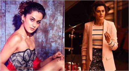 Taapsee Pannu trolled on social media for her dress, hits back strongly