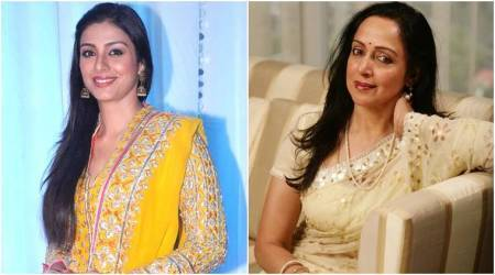 Hema Malini is the ultimate beauty. Everytime I meet her, I can't stop staring at her: Tabu