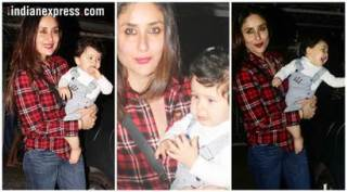 Beat your mid-week blues with the latest photos of Taimur Ali Khan