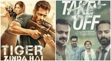 Tiger Zinda Hai vs Take Off Hindi remake