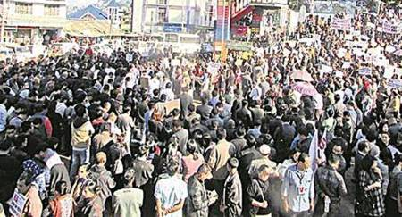 Illegal taxation continues to haunt Nagaland, government employees deride National InvestigationAgency