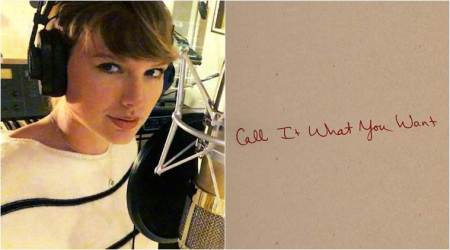 "Taylor Swift's latest song ""Call It What You Want"" from Reputation is out"