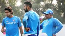 Team India buckles up with long hours at the nets