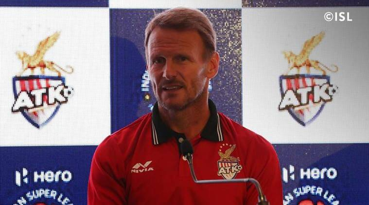 ISL 2017/18: Coach Teddy Sheringham off to a rough start