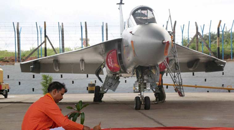 Tejas, fighter jet, Tejas Light Combat Aircraft, Indian Air Force, India news, Indian express news