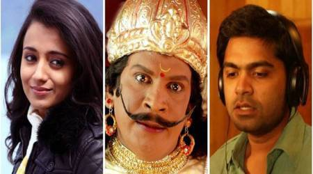 Complaints against Trisha, Vadivelu and Simbu at Tamil Film Producers Council