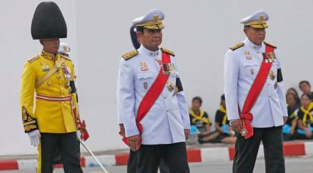 Thai junta firmly in command after year of mourning for king