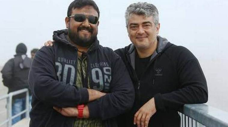 ajith announces his next project