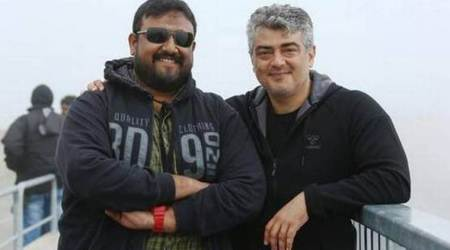 Ajith's next with Siva titled Viswasam