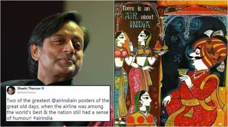 Shashi Tharoor remembers the time the 'nation still had a sense of humour', tweets pictures