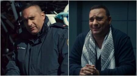Watch trailer: Russell Peters plays a clumsy cop in Netflix's The IndianDetective