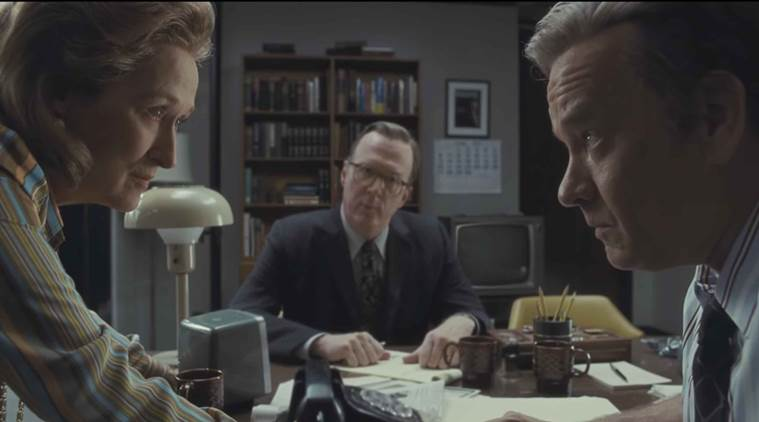The Post starring Meryl Streep and Tom Hanks will release in India next year.