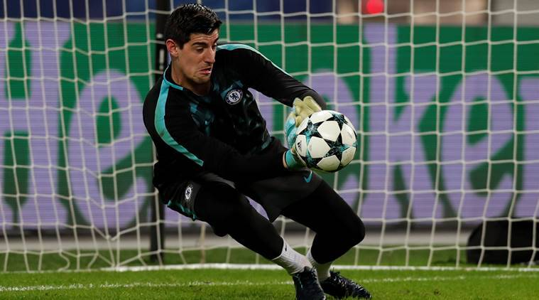 Antonio Conte Staying Uninvolved in Thibaut Courtois Contract Extension Talks