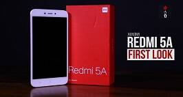 Xiaomi Redmi 5A First Look: Smartphone On A Budget