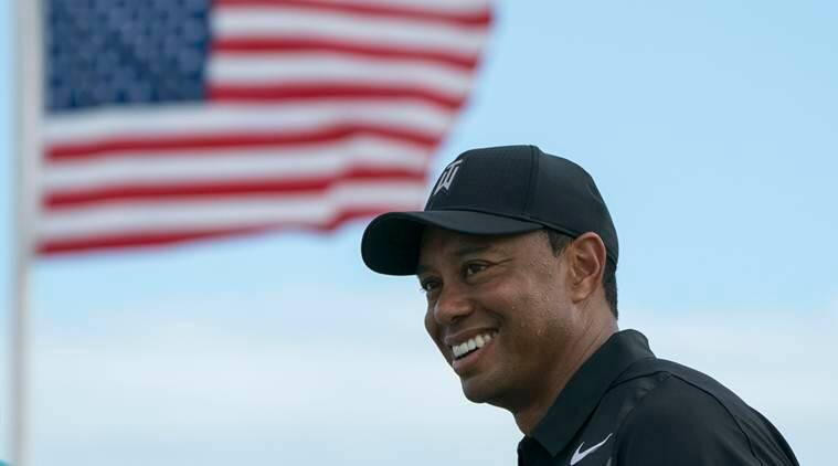 Tiger Woods, Tiger Woods news, Tiger Woods updates, sports news, golf, Indian Express