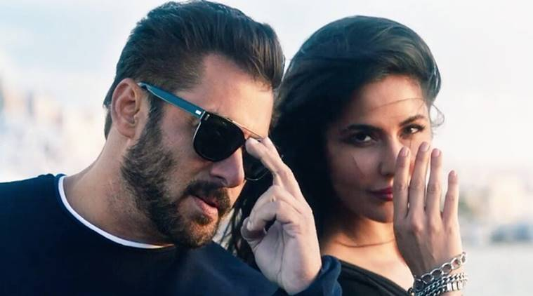 Tiger Zinda Hai Movie Song: Watch Tiger Zinda Hai Song Swag Se Swagat: Katrina Kaif's