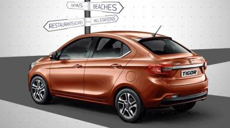 Tata Motors launches Tigor AMT priced up to Rs 6.22 lakh