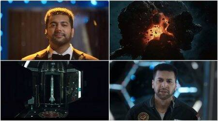 Tik Tik Tik trailer: Will Jayam Ravi's ambitious film be as good as Armageddon?