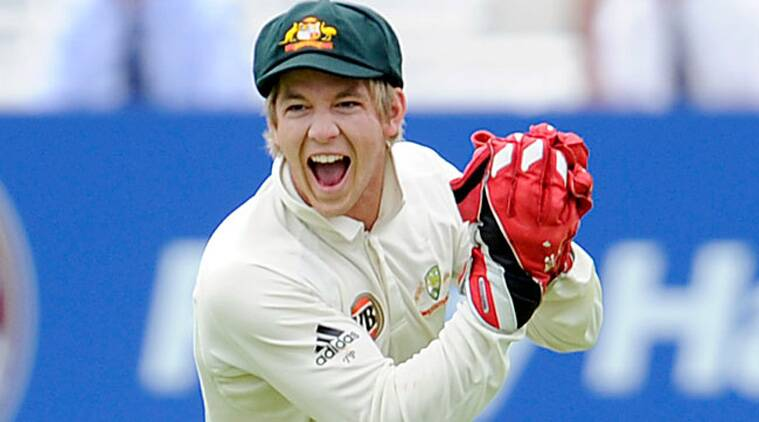 Tim Paine, Tim Paine Australia, Tim Paine Ashes, Ashes 2017-18, Australia vs England, sports news, cricket, Indian Express