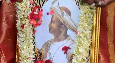 Tipu Sultan, AAP, Delhi Assembly, Tipu Sultan portrait, Arvind Kejriwal, BJP on Tipu Sultan, Indian Express