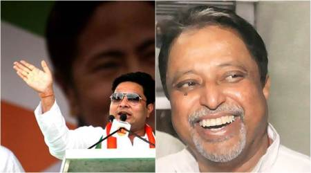 Abhishek Banerjee, Mukul Roy, Abhishek Banerjee defamation suit, TMC, Trinamool Congress'youth wing chief Abhishek Banerjee, Trinamool Congress, India News, Indian Express, Indian Express News