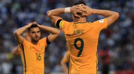 Australia will take chances in World Cup playoff second leg against Honduras, says Tomi Juric