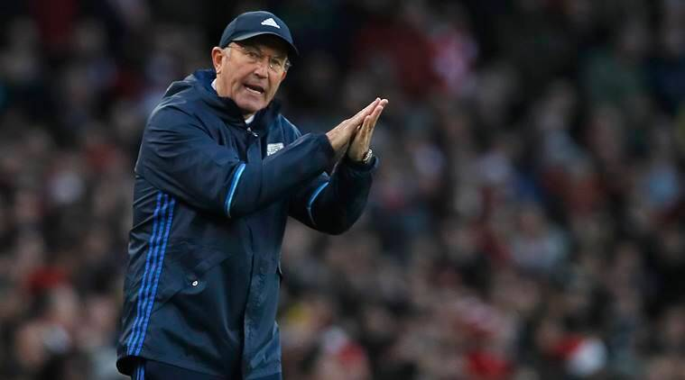 Pulis was in charge for nearly three years as West Bromwich Albion manager