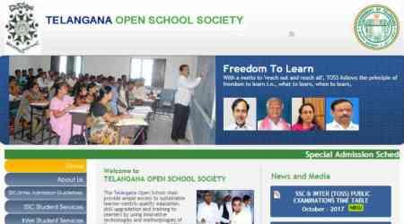 TSOSS SSC and Inter supplementary October exams 2017 results declared, checknow