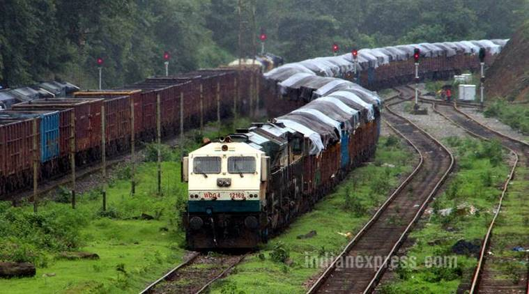 Coal transportation, pollution due to Coal transportation, air pollution, coal transport in covered rail wagons, India news, Indian express news