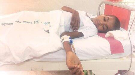 At end of her 470-km journey, tribal child waits for a surgery on Friday